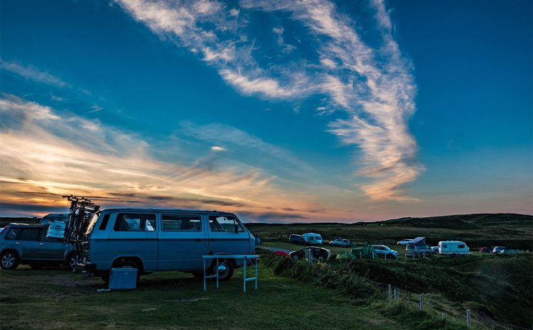 Where Are The Best Motorhome Sites in The UK for a 2021 Staycation?